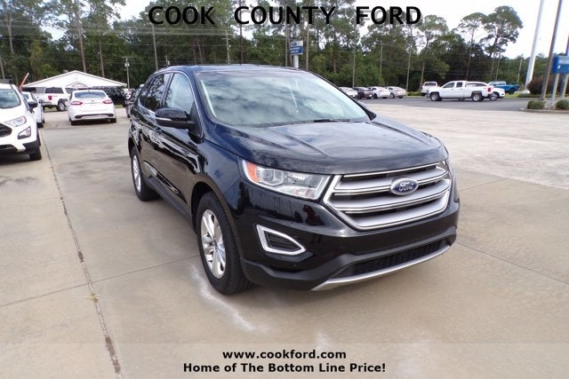 Ford Edge Sel In Adel Ga Cook County Ford
